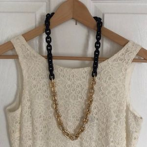 Banana Republic Chain long Necklace